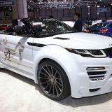 Hamann Range Rover Evoque Convertible