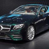 Mercedes-Benz E klasa Coupé