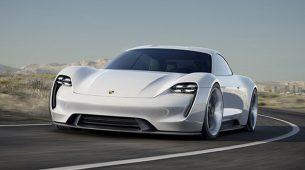 Produkcijski Porsche Mission E sa 680 električnih konja