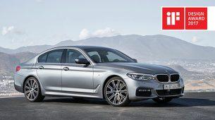 BMW serije 5 dobio iF priznanje za dizajn