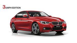 3UMPH Edition – BMW 318i za 244.035 kn