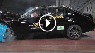Euro NCAP: Mercedes-Benz E klasa i Peugeot 3008 ostvarili 5 zvjezdica