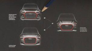 Ovo su lica novih Audija A6, A7 i A8