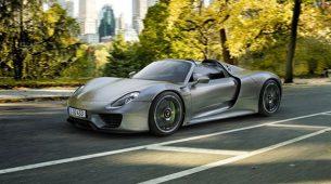 Porsche planira nasljednika modela 918 Spyder, ali…