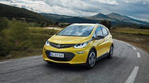 Opel nastavlja s razvojem električne ponude