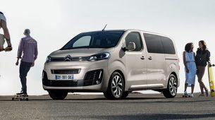 Novi Citroën Spacetourer Business i Jumpy Kombi na hrvatskom tržištu