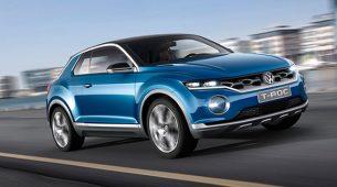 Produkcijski Volkswagen T-Roc stiže do kraja ove godine