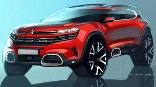 Citroën uskoro predstavlja C5 Aircross