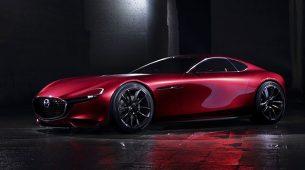 Mazda vraća rotacijski motor?