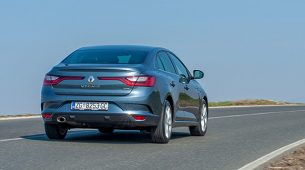 Renault Mégane Grand Coupé 1.5 Energy dCi Intens