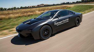 BMW pokretan vodikom stiže do 2021.